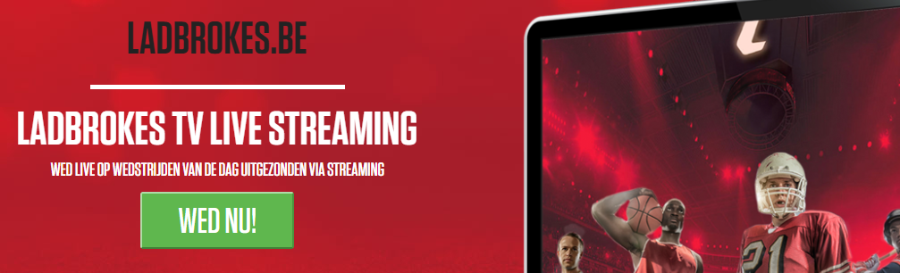 Ladbrokes live streaming
